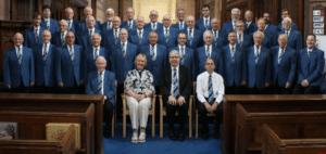 Gresley choir custom ties