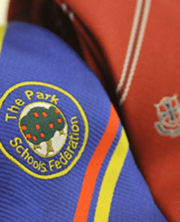 Secondary school ties
