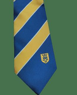 Woven ties