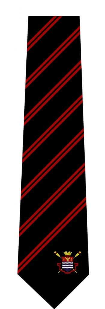 Burton Leander Rowing Club Tie