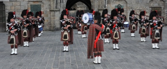 Norwich and District Pipe Band