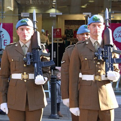 Regimental Ties 7