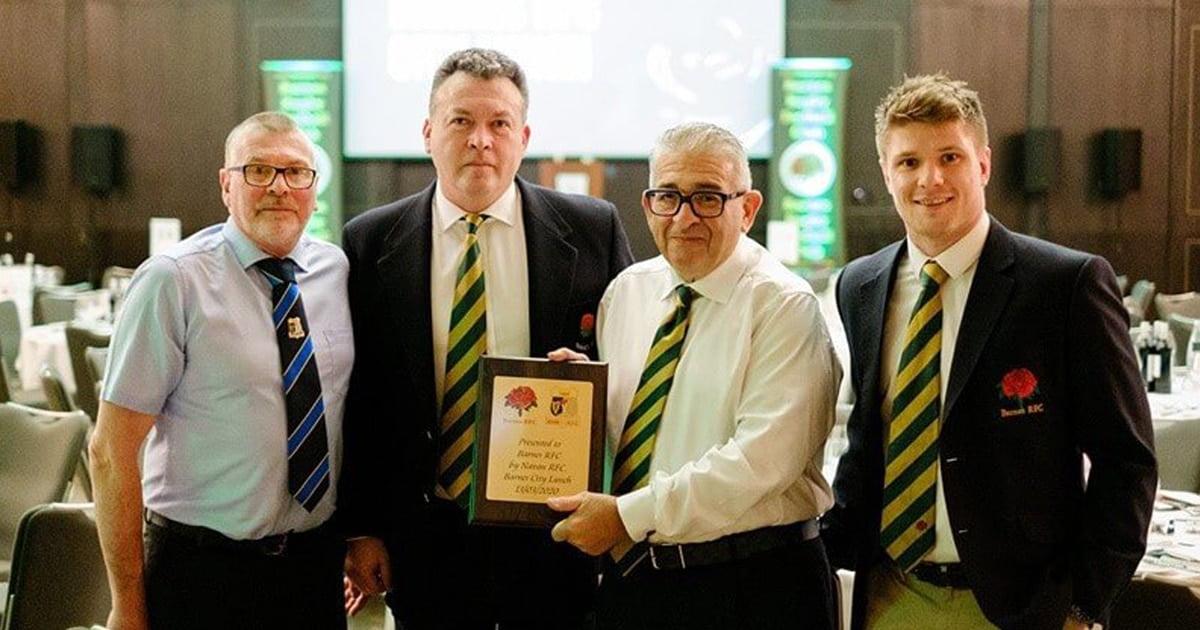 Testimonial_Barnes Rugby Club
