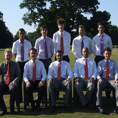 cricket club ties